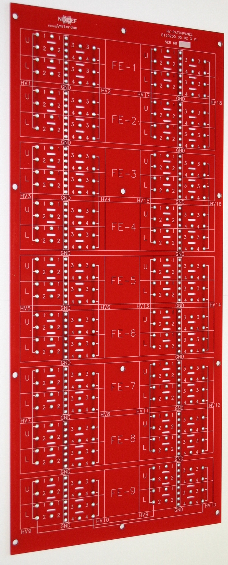 patch board front