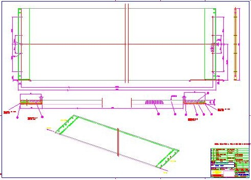 Panel Assembly Drawing