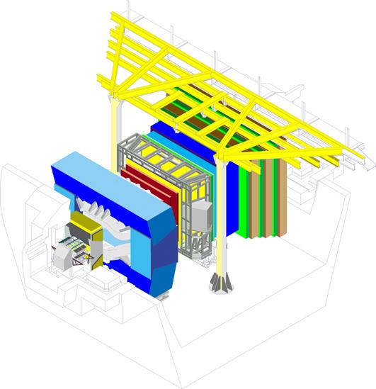 LHCb 3D View
